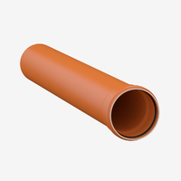 Труба канализационная ПП Ду-110x3.4 (1000 мм)